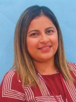 Eva Gallegos Kindergarten Teacher / Maestra de Kinder